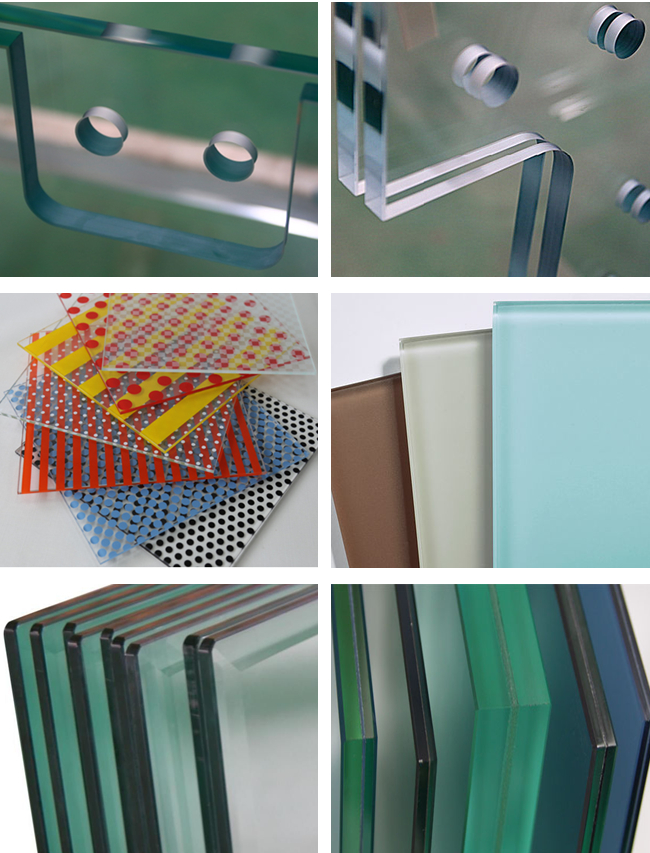 Chinn safety glass for balcony price