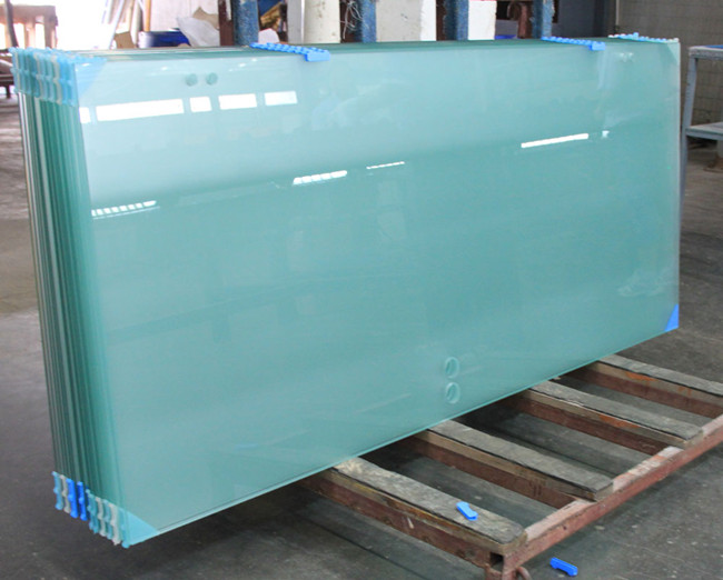 10mm strong color tempered glass door