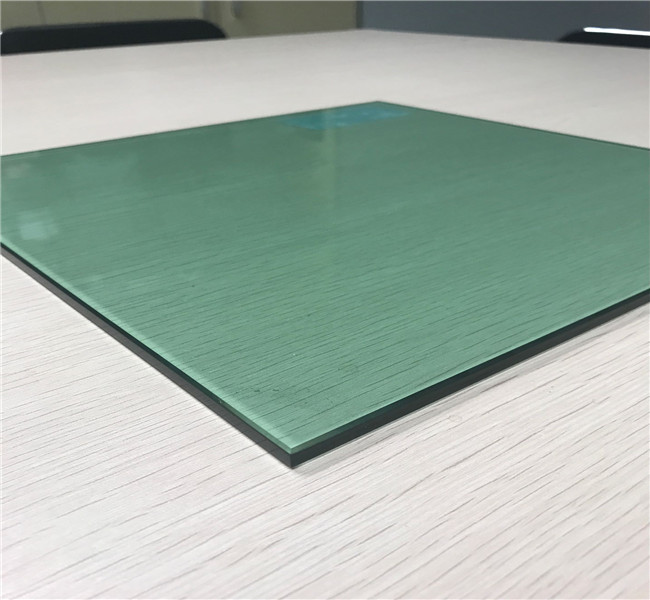 6mm French green ESG glass