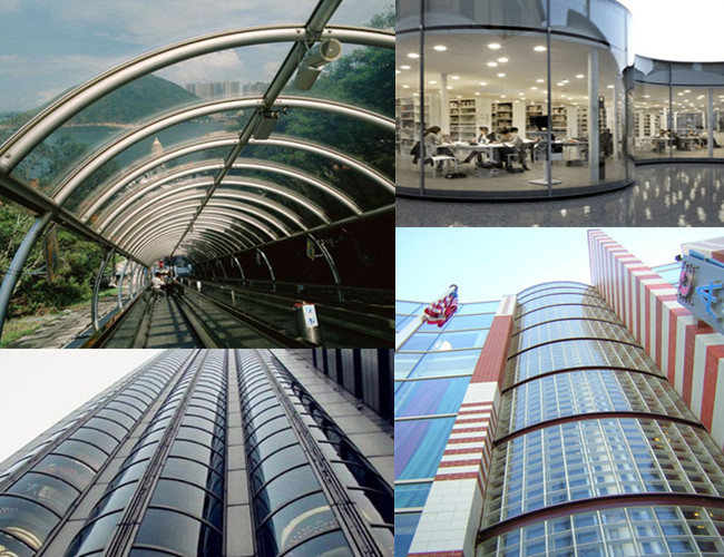 energy saving insulated glass for curtain wall