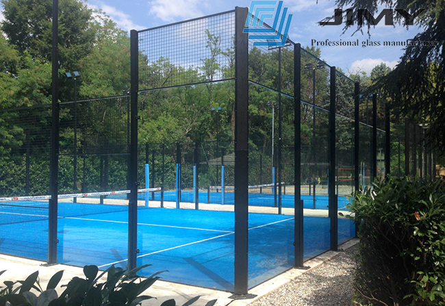 tennis padel court