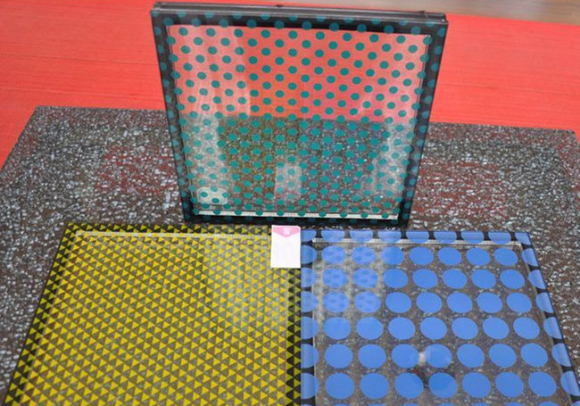 China Ceramic Fritted Glass Supplier