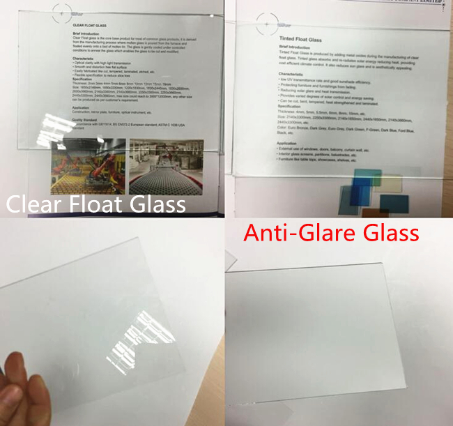 Non-glare photo frame glass on sale
