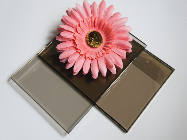 4mm euro bronze glass China supplier
