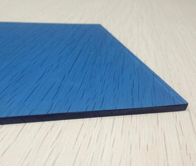 4mm dark blue glass manufacturer