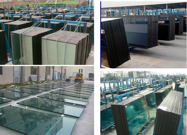 insulated glass ware house