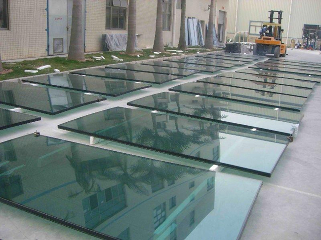 China insulated glass units price