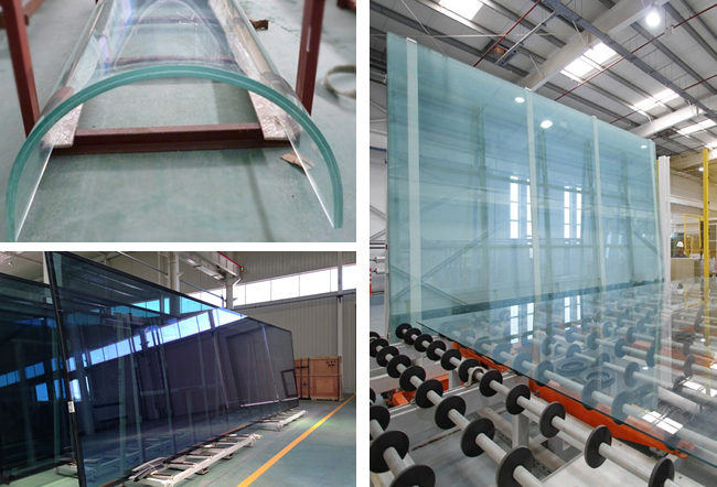 China curtain wall glass manufacturers