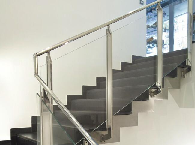 China ultra clear handrail glass supplier