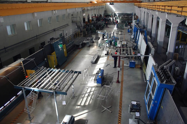 China insulated glass factory