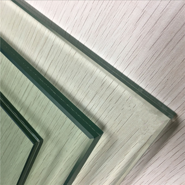 different thickness clear ESG VSG glass