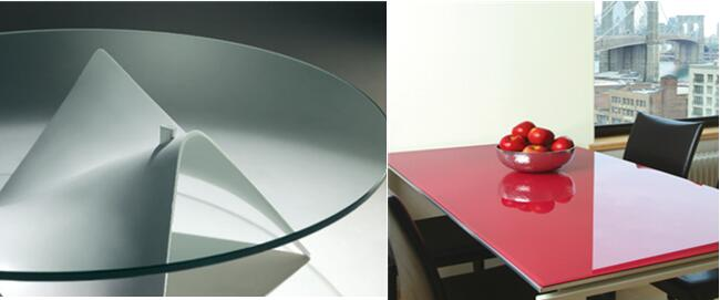 glass table top wholesale price