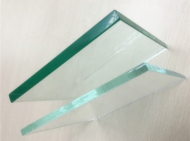 10mm optiwhite float glass China factory