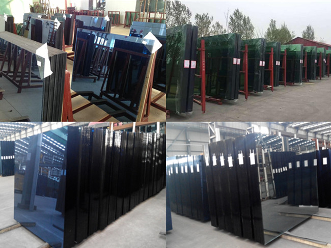 China one way reflecting glass manufacturer