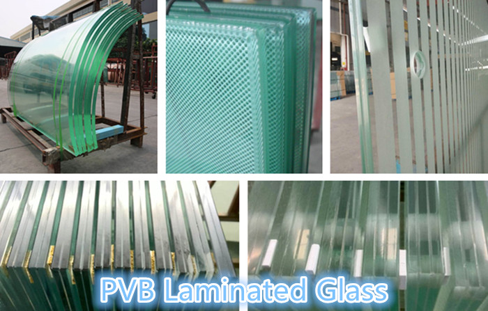 PVB laminated glass manufacturer