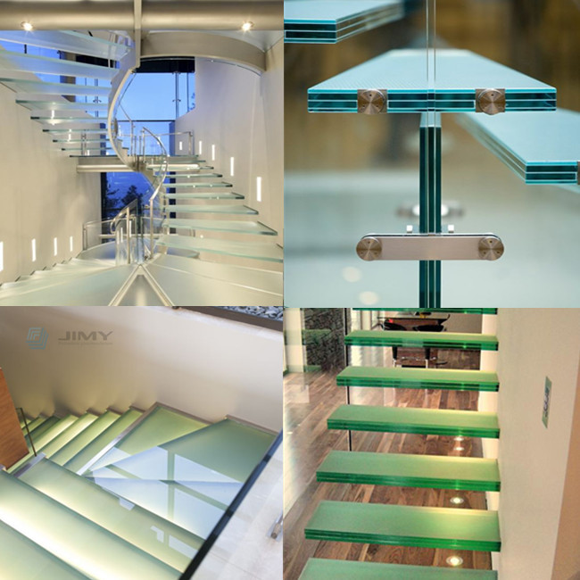 China anti slip glass flooring suppliers