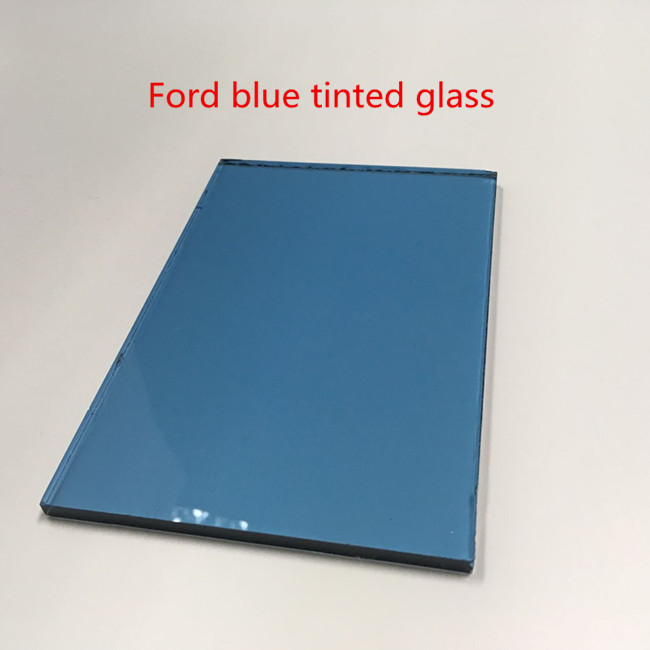 5.5mm ford blue tinted glass