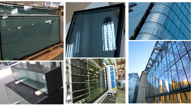 China high quality insulating glass units