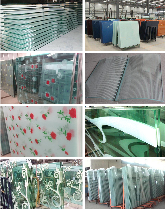 silkscreen safety laminated glass supplier