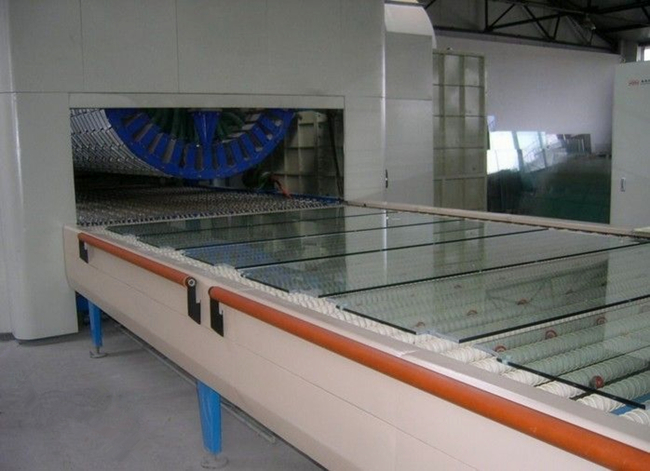 19mm toughened glass production line
