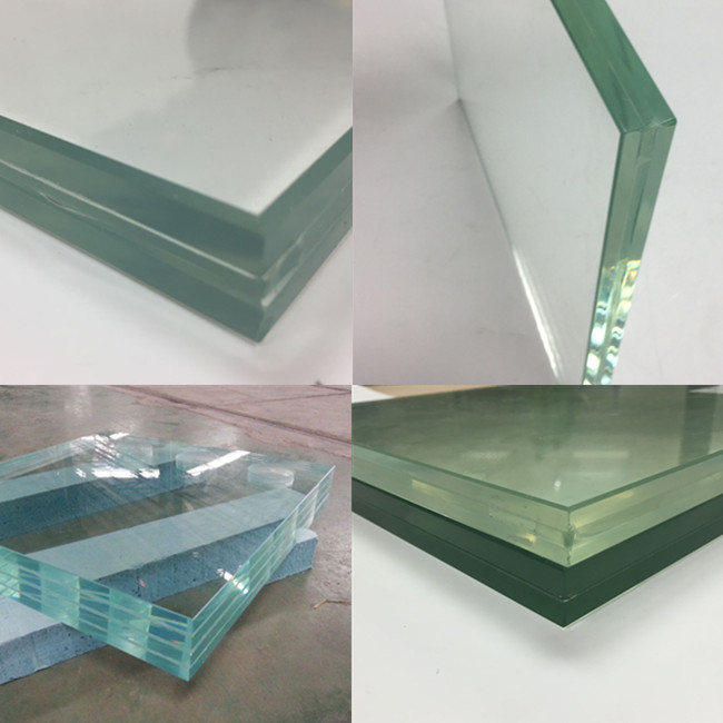 21.52mm SGP Laminated Glass factory