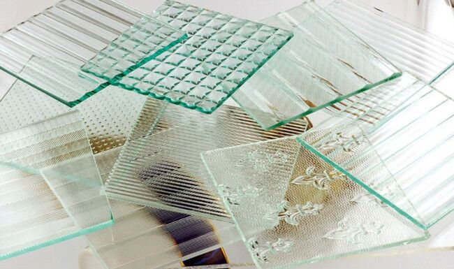 differen patterned glass supplier