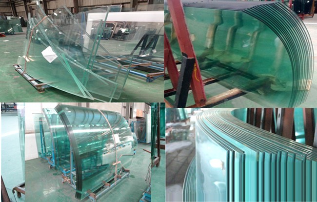 15mm curved tempered glass price
