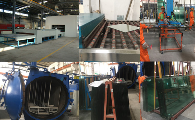 laminated glass supplier China