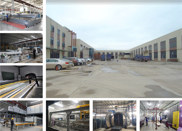 Shenzhen Jimy Glass processing factory
