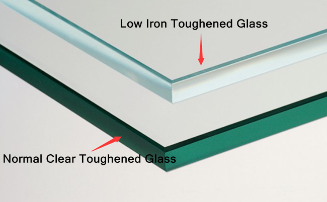 15mm ultra clear safety toughened glass supplier