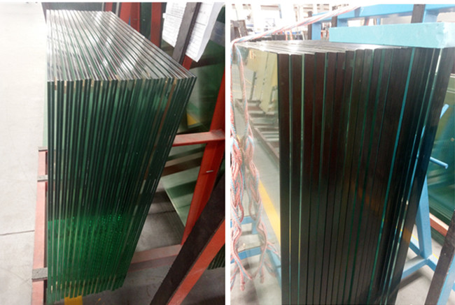 tempered glass and laminated glass