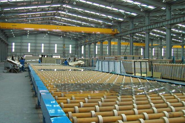 China Float Glass Production Line