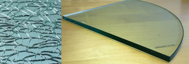 China glasss factory tempered glass