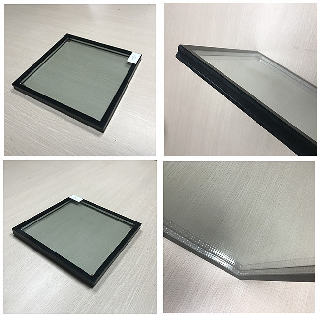 6mm+9A+8mm clear tempered insulated glass