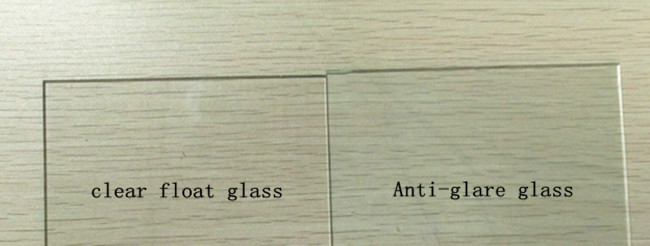 anti-glare glass China supplier
