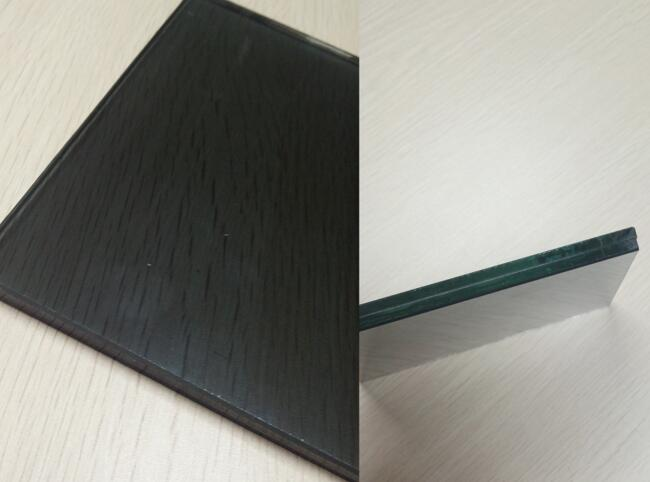 8.38mm euro grey laminated glass price