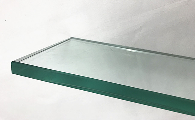12mm heat strengthened glass
