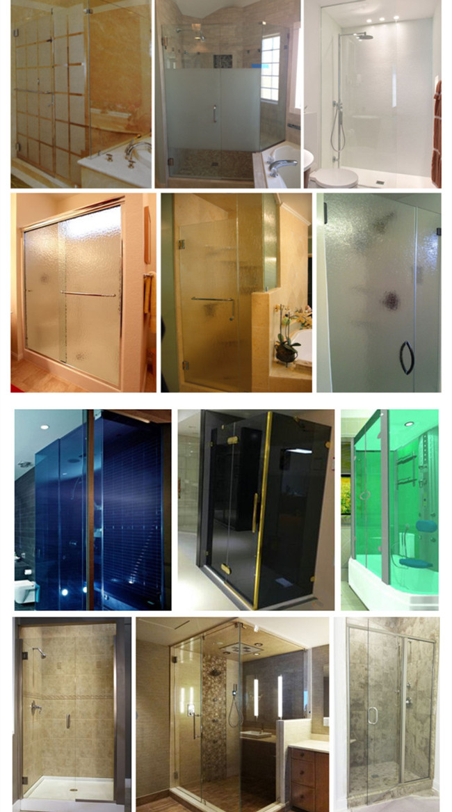 Different Glass Shower Enclosure