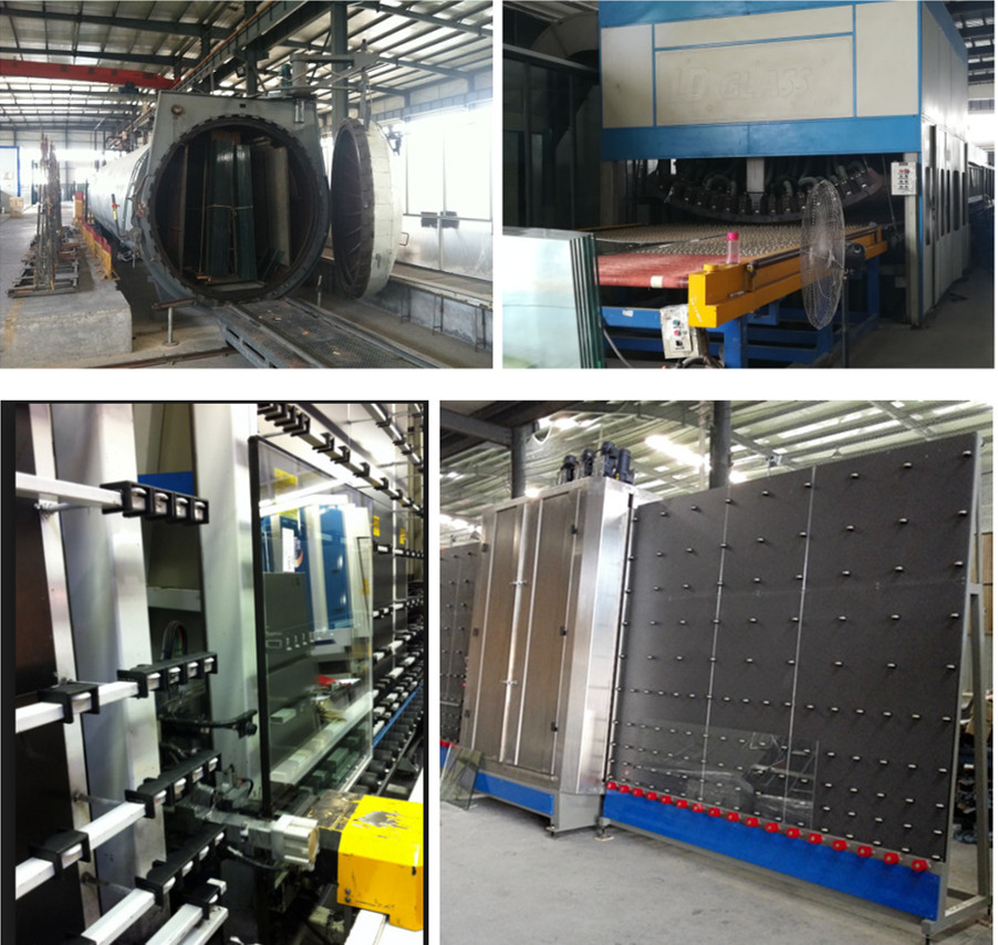 insulated glass production equipment