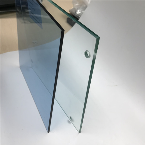 China 3-19mm heat soaked tempered glass