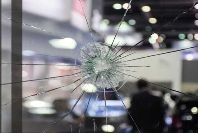 bulletproof security glass factory,