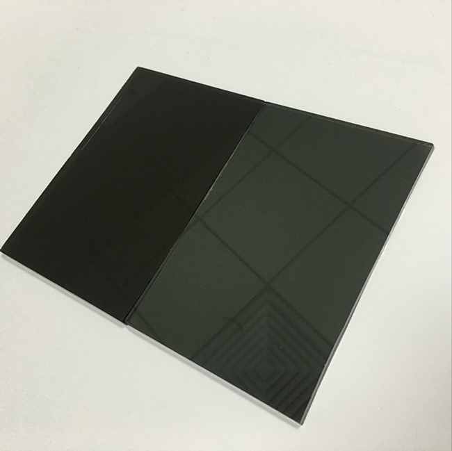 4mm black reflective glass manufacturer