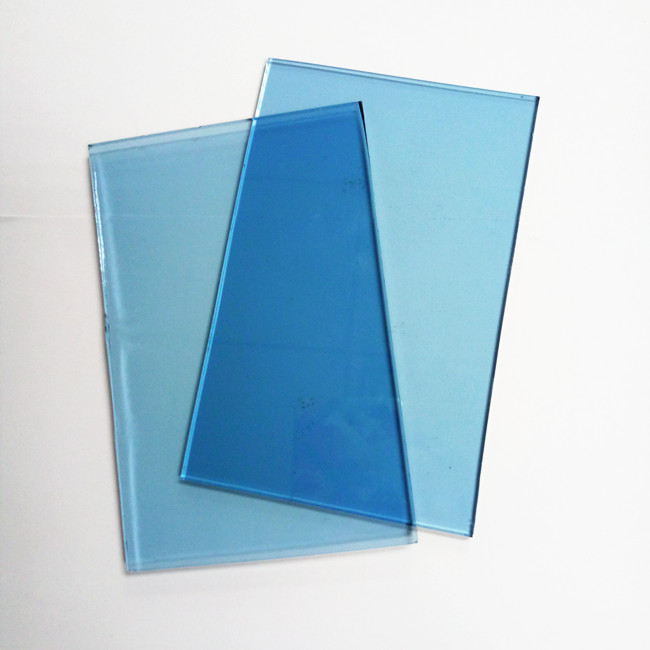 4mm Ford Blue Tinted Glass Supplier