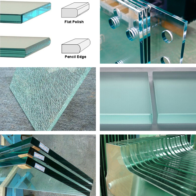 19mm decorative tempered glass factory