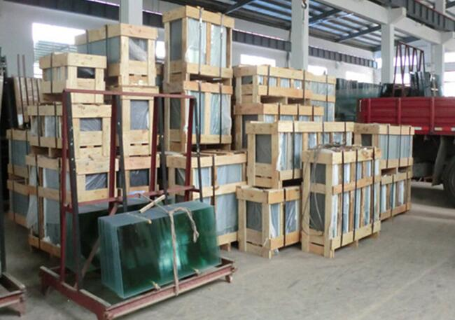 export window glass from China