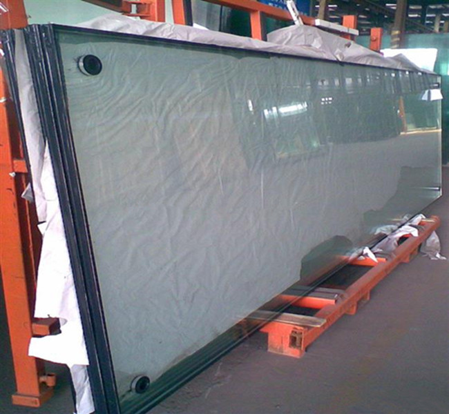 big size insulated glass