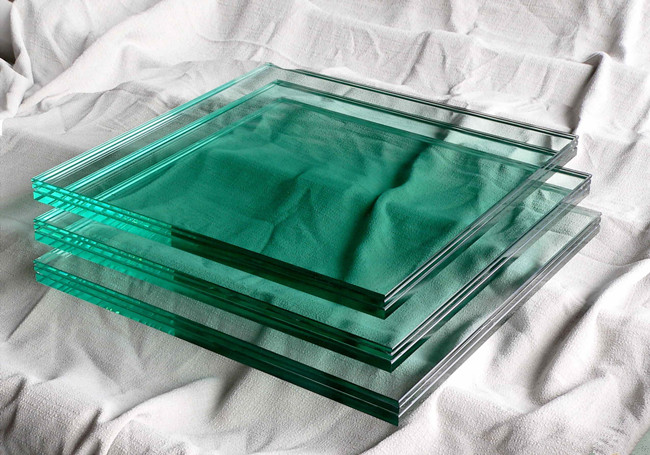 bullet-proof laminated glass