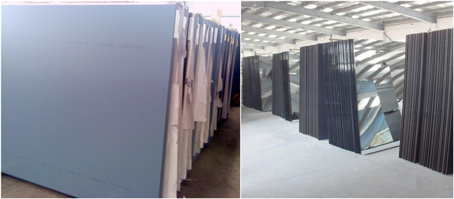 4mm clear aluminum mirror sheets