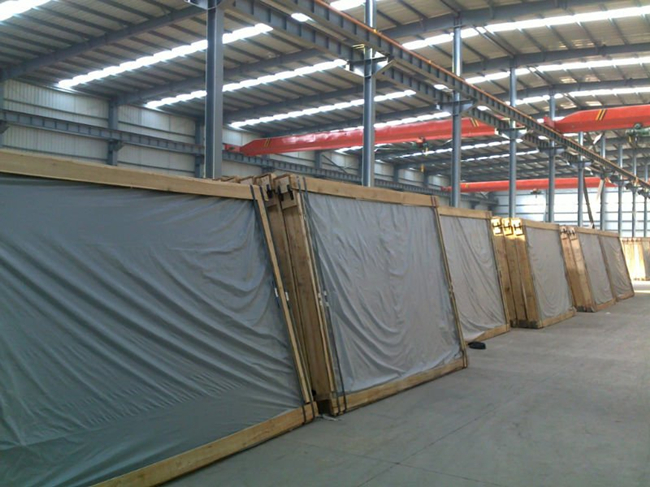 4mm dark grey reflective glass wholesalers