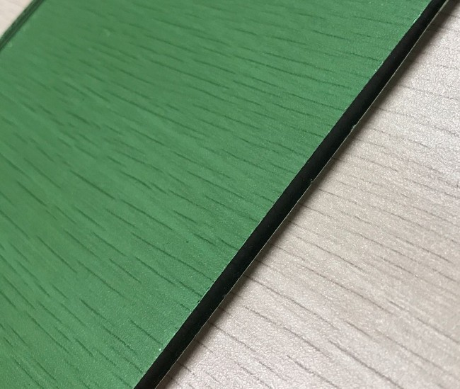 5.5mm dark green float glass